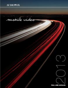 auto entertainment-audiovox bluray catalog