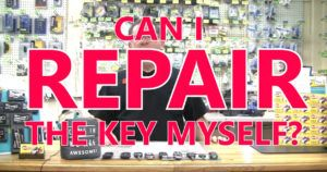 Can I Repair My Broken Car Key Myself? | Stu's EZ Auto Remotes